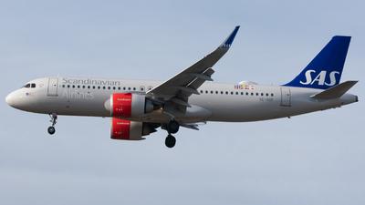 A picture of SEROF - Airbus A320251N - SAS - © Adam Lanzen