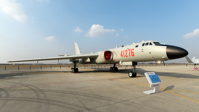 41276 - Xian H-6K - China - Air Force