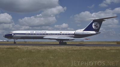 ER-65140 - Tupolev Tu-134A-3 - Air Moldova