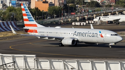 A picture of N984NN - Boeing 737823 - American Airlines - © Mauri_0307