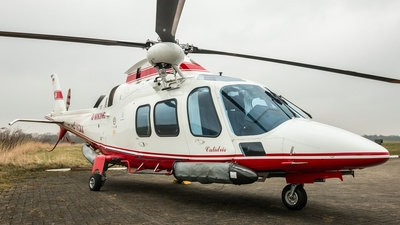 D-HOAA - Agusta A109S Grand - WIKING Helikopter Service