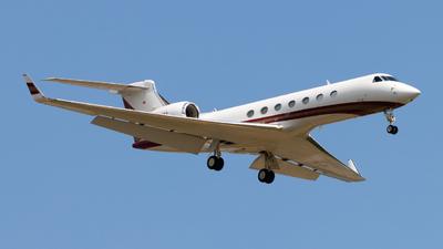 HB-JKI - Gulfstream G550 - ExecuJet Europe