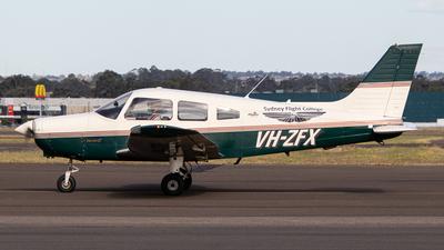 VH-ZFX - Piper PA-28-161 Warrior III - Schofields Flying Club