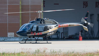 B-7720 - Bell 206B JetRanger III - Fanya General Aviation