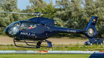 D-HHHE - Eurocopter EC 120B Colibri - Heli AG