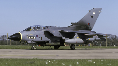 ZA400 - Panavia Tornado GR.4A - United Kingdom - Royal Air Force (RAF)