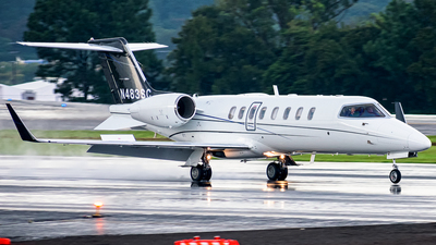 N483SC - Bombardier Learjet 45 - Private