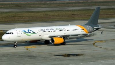 XU-722 - Airbus A321-231 - Sky Angkor Airlines