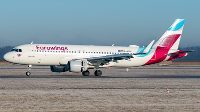 A picture of DAIZV - Airbus A320214 - Eurowings - © marfi80