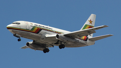 Z-WPA - Boeing 737-2N0(Adv) - Air Zimbabwe