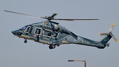 B-LVI - Airbus Helicopters H175 - Hong Kong - Government Flying Service (GFS)