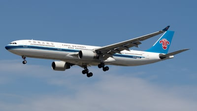 A picture of B5928 - Airbus A330323 - China Southern Airlines - © Flying Shark