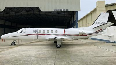 PR-VIR - Cessna 550 Citation II - Heringer Táxi Aéreo
