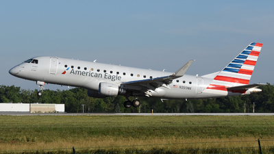 A picture of N255NN - Embraer E175LR - American Airlines - © DJ Reed - OPShots Photo Team