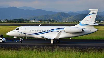 JA16AC - Dassault Falcon 2000 - Shizuoka Air Commuter