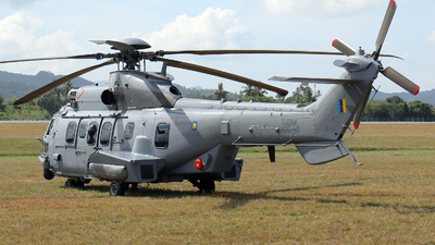 M55-10 - Eurocopter EC 725AP Caracal - Malaysia - Air Force