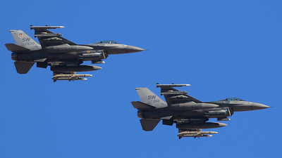 91-0356 - Lockheed Martin F-16C Fighting Falcon - United States - US Air Force (USAF)