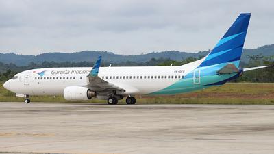 A picture of PKGFC - Boeing 73786N - Garuda Indonesia - © Astrid Rian R