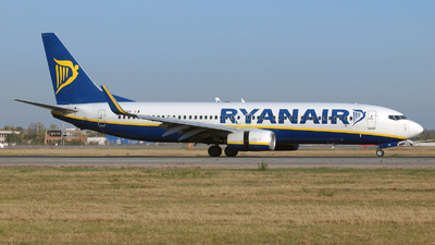 EI-DAK - Boeing 737-8AS - Ryanair