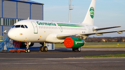 OE-IDE - Airbus A319-132 - Germania