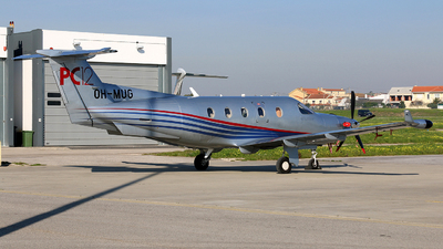 OH-MUG - Pilatus PC-12/45 - Fly 7 Executive Aviation