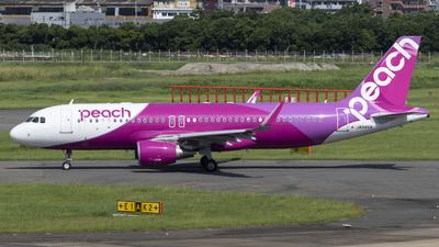 JA04VA - Airbus A320-216 - Peach Aviation