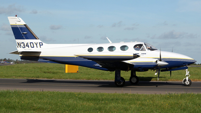 N340YP - Cessna 340A - Private