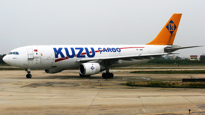TC-ABK - Airbus A300B4-203(F) - Kuzu Cargo