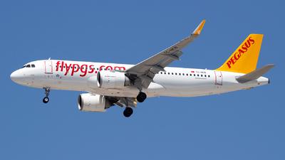 A picture of TCNCB - Airbus A320251N - Pegasus Airlines - © Emre Tanrivermis
