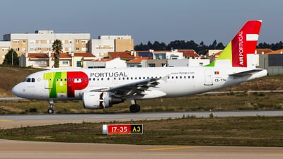CS-TTH - Airbus A319-111 - TAP Air Portugal