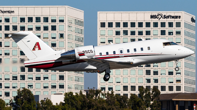 N895CQ - Bombardier CL-600-2B16 Challenger 601 - Private