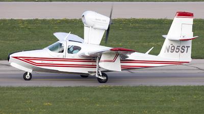 N95ST - Lake LA-4-200 Buccaneer - Private