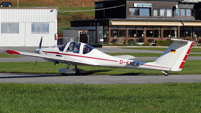 D-KNER - Grob G109B - Private