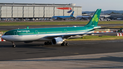 A picture of EIFNH - Airbus A330302 - Aer Lingus - © subing27
