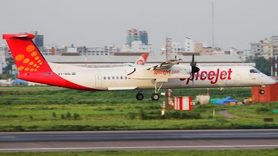 VT-SUL - Bombardier Dash 8-Q402 - SpiceJet