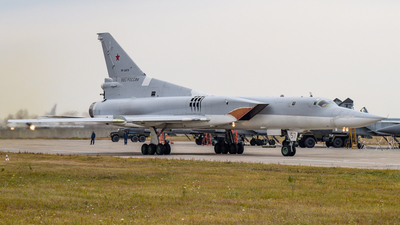RF-34079 - Tupolev Tu-22M3 Backfire - Russia - Air Force