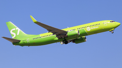 A picture of VPBLD - Boeing 7378Q8 - S7 Airlines - © Vitaly Revyakin