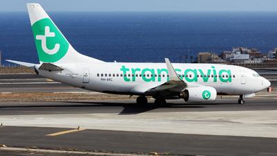 A picture of PHXRC - Boeing 7377K2 - Transavia - © Román A. Pérez
