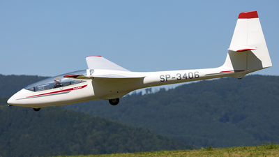 SP-3406 - SZD 50-3 Puchacz - Private