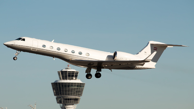 OE-IKH - Gulfstream G550 - Private