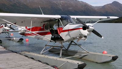 N645DT - Piper PA-18-150 Super Cub - Private
