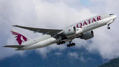 A7-BFG - Boeing 777-FDZ - Qatar Airways Cargo