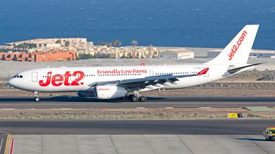 G-VYGL - Airbus A330-243 - Jet2.com