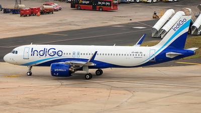 A picture of VTIVS - Airbus A320271N - IndiGo - © Sandeep Pilania
