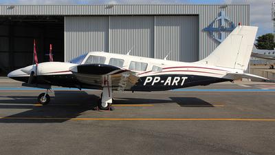 PP-ART - Piper PA-34-220T Seneca III - Private