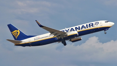 9H-QCE - Boeing 737-8AS - Ryanair (Malta Air)