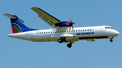 S2-AKI - ATR 72-212A(600) - US-Bangla Airlines