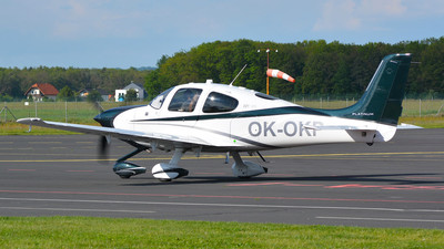 OK-OKP - Cirrus SR22T - Private