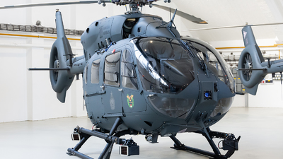 02 - Airbus Helicopters H145M - Hungary - Air Force