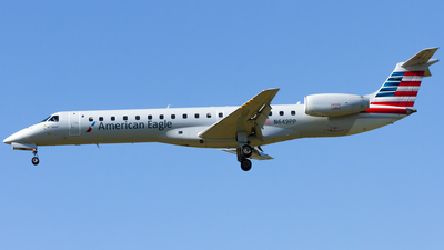 N649PP - Embraer ERJ-145LR - American Eagle (Piedmont Airlines)